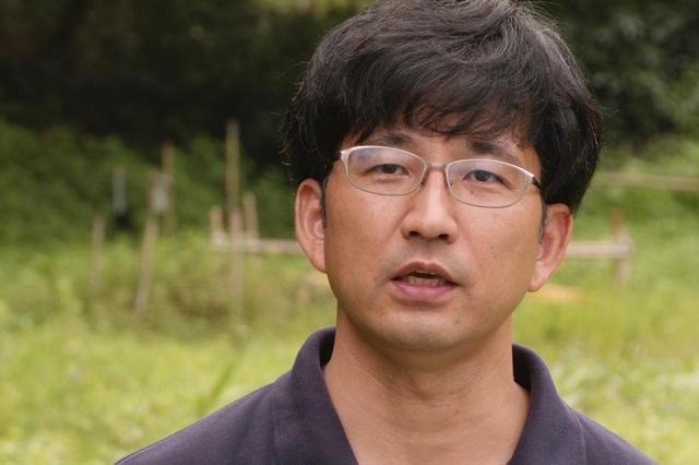 画像: 東海大学 教養学部 人間環境学科 自然環境課程 北野忠教授