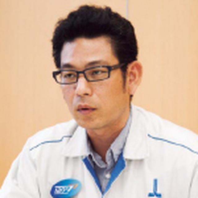 画像: 川廣 紀幸氏 オークマ株式会社 大口製造部 DS部品課 課長