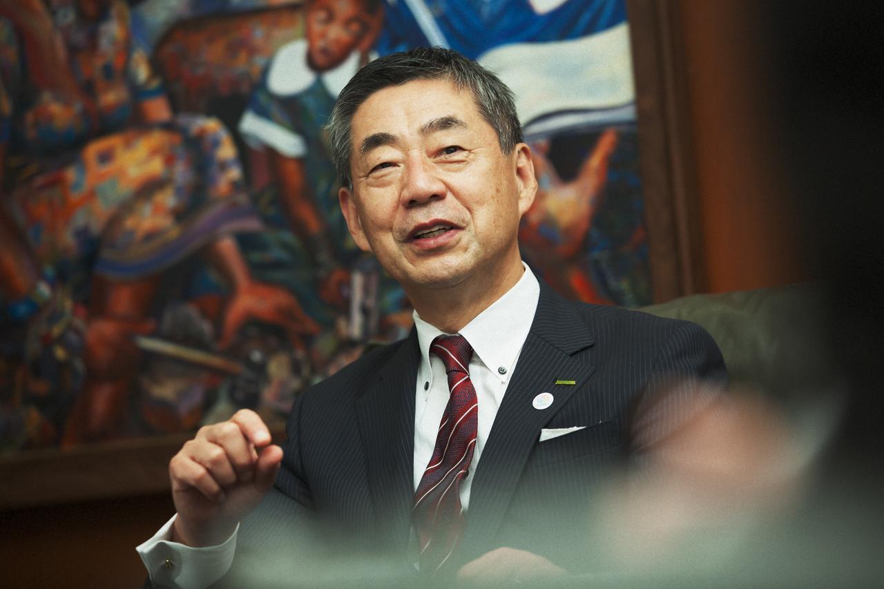 画像: プリンシプル(信条)を持ち、日本のあたりまえの感覚をビジネスに