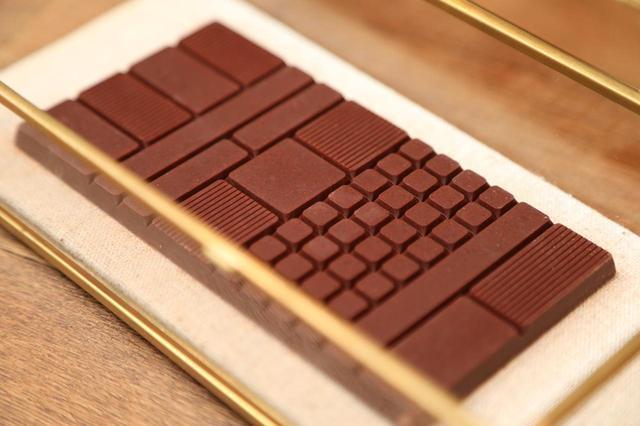 画像: Minimalのチョコレートは「嗜好品」