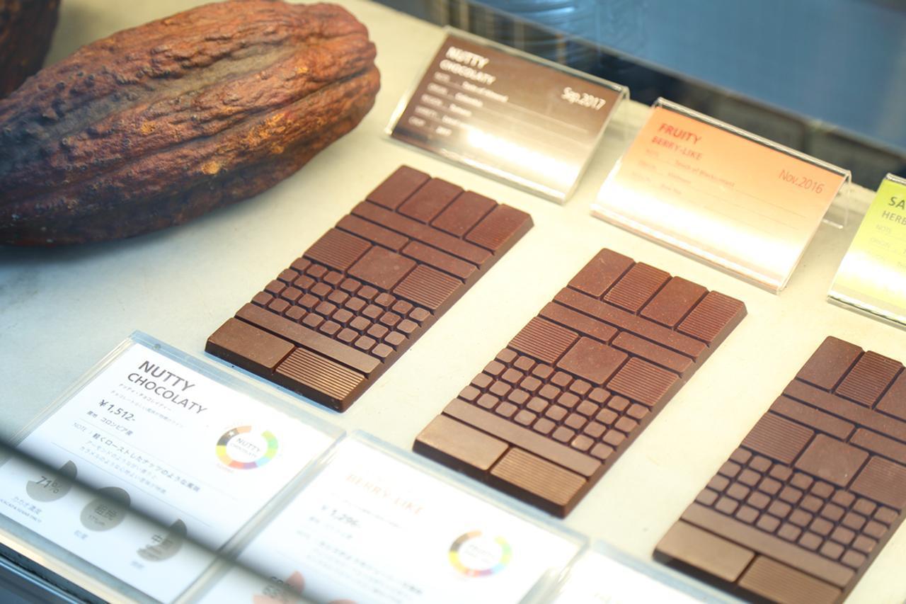 画像: カカオと砂糖だけでつくるチョコレート