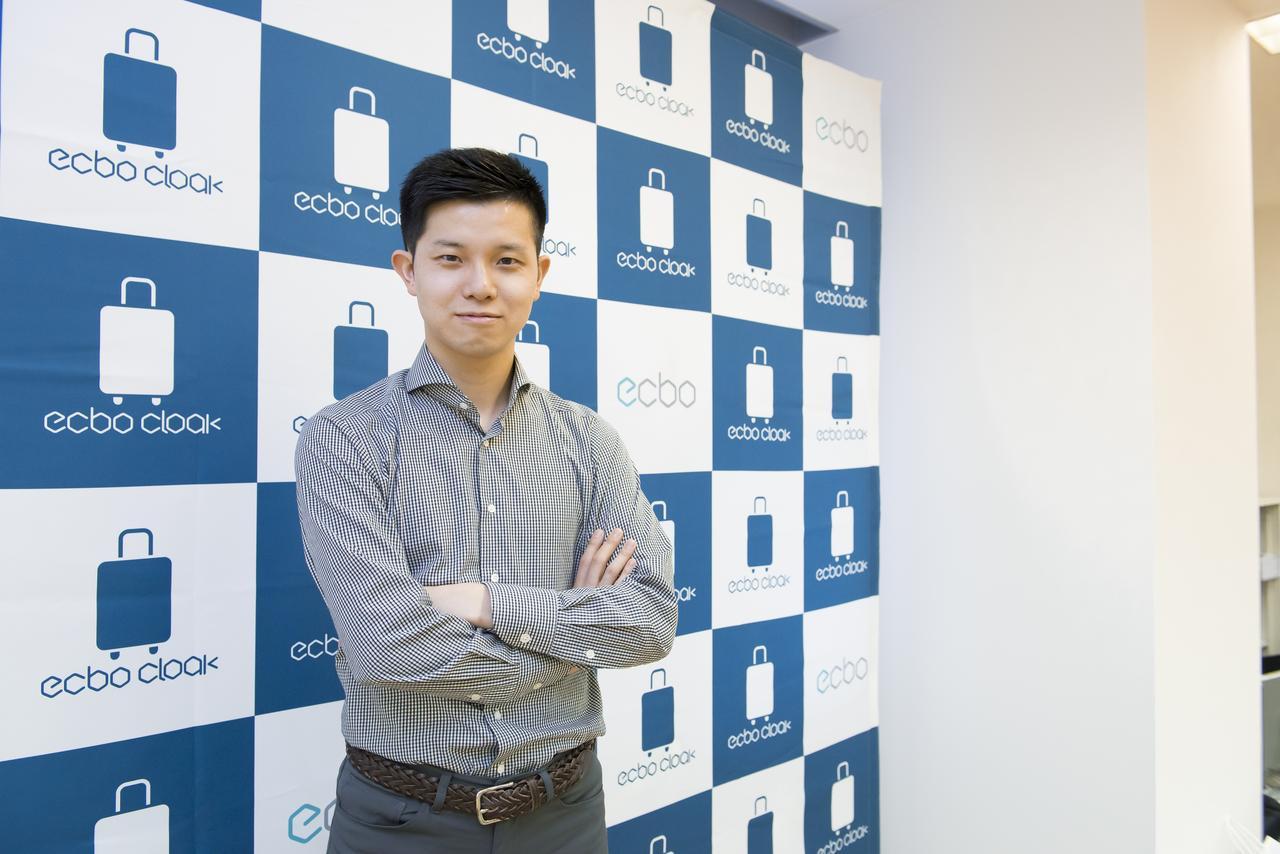 ecbo株式会社 CEO 代表取締役社長 工藤慎一氏