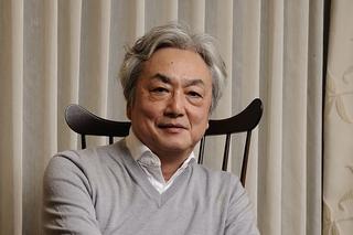 日本画家 千住博氏