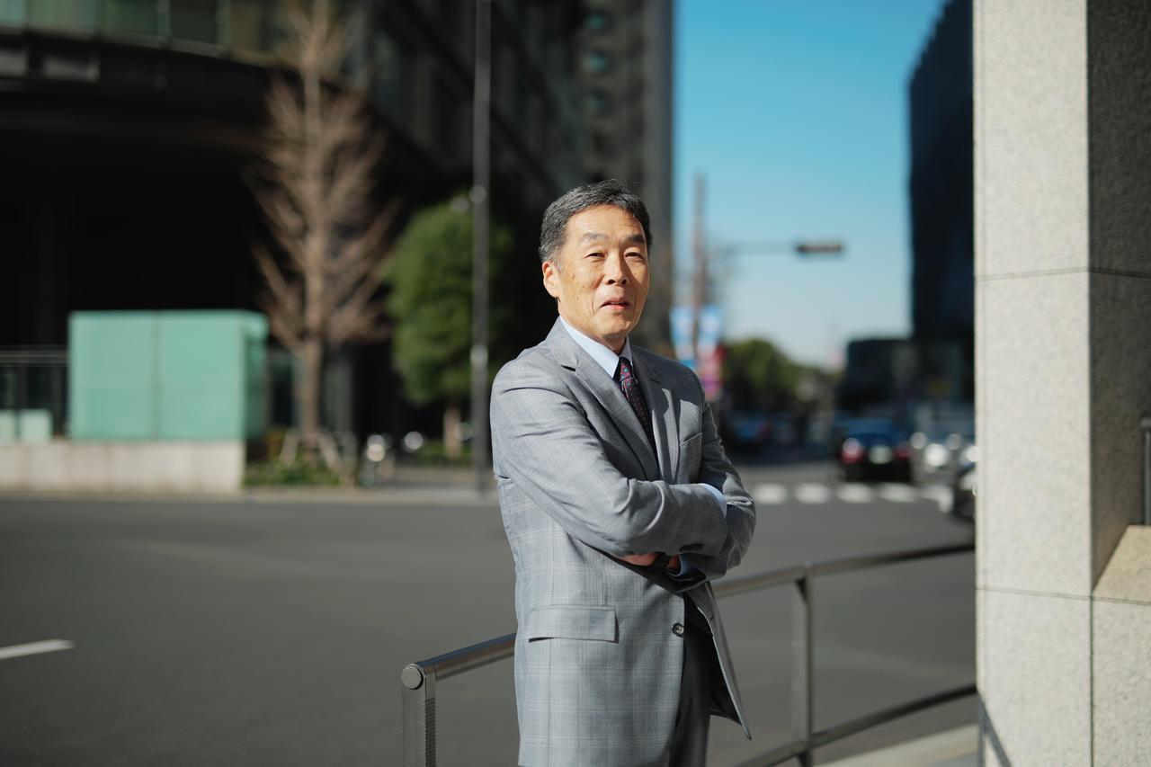 野村総合研究所 シニアコンサルタント 小沼 靖 氏