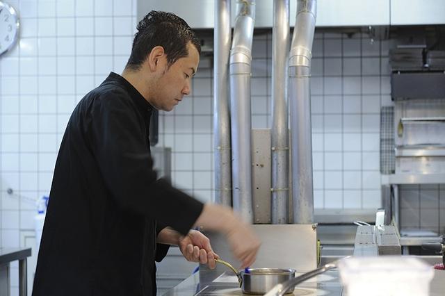 画像: イタリア料理からフランス料理へ転向