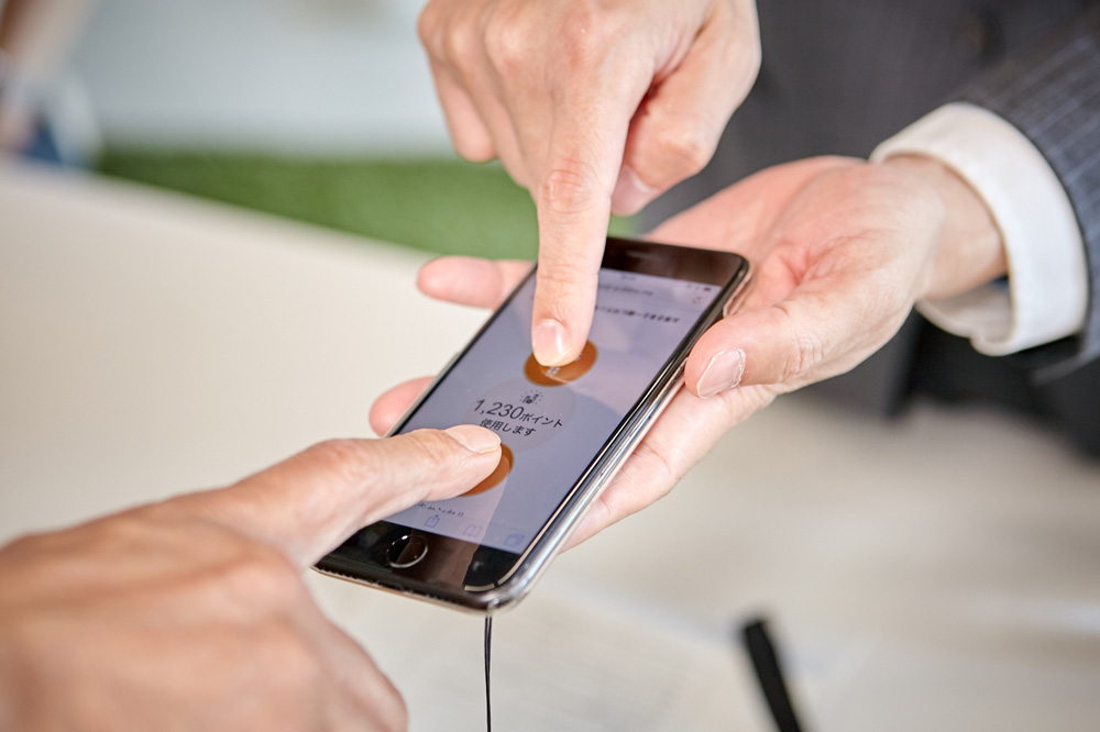 画像: 決済を通じた、新しいコミュニケーションのかたちを作る