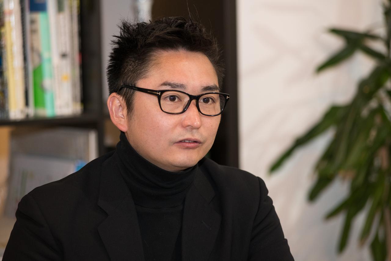 画像: Trim株式会社 代表取締役の長谷川 裕介氏