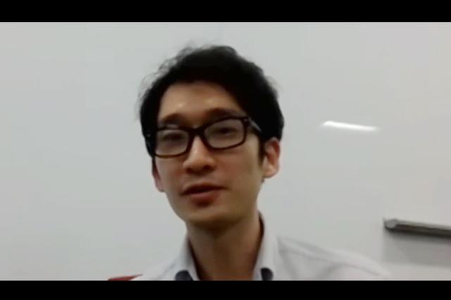 画像: 東京ガス株式会社 大森隆平氏