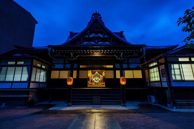 画像: Temple Hotel 高山善光寺