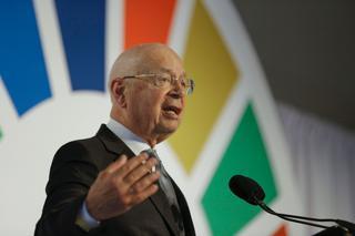 世界経済フォーラム(WEF) 創設者・会長 クラウス・シュワブ氏