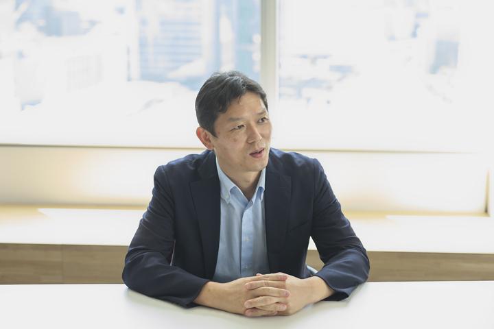 画像: Lumada CoE NEXPERIENCE推進部 LIHT Director 笠井嘉