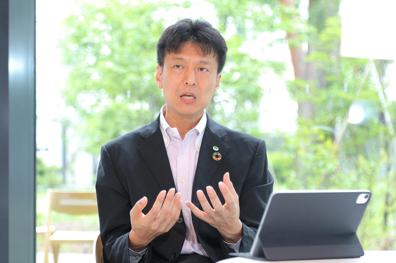 画像: Masakatsu Mori, Research & Development Group, Hitachi, Ltd.