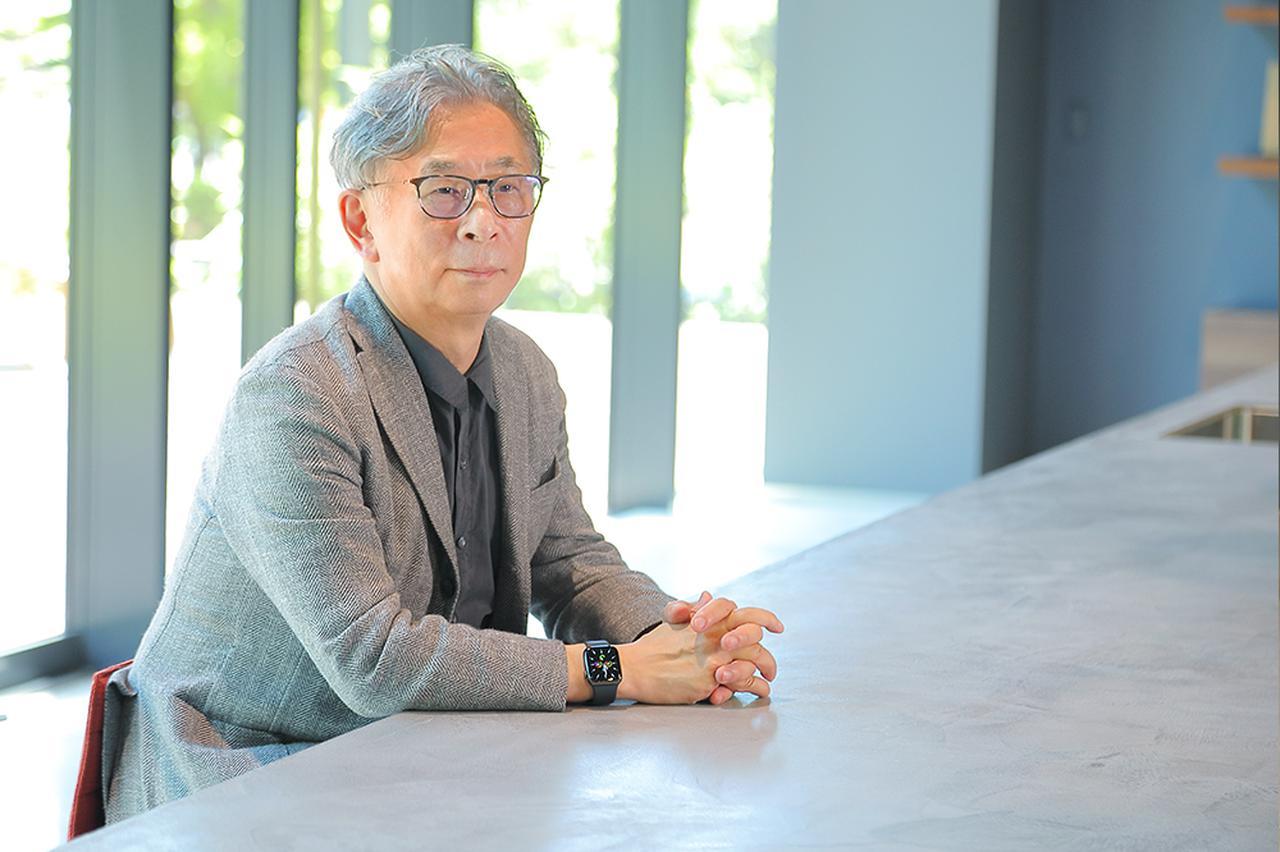 画像: Dr. Noboru Konno, professor at Tama Graduate School of Business