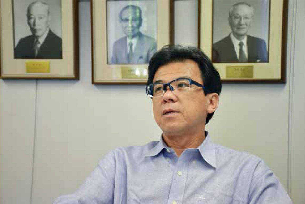 画像: 3オープン改革の全貌を語る山中博史専務理事。