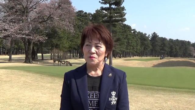 画像: 千葉CC女子OPDSインタビュー www.youtube.com