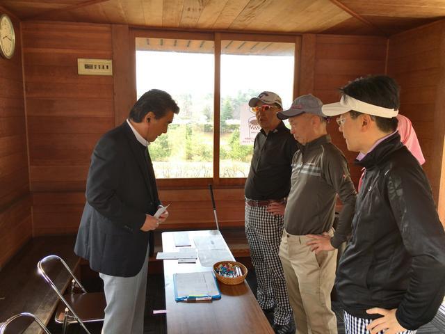 画像2: 《仙台カントリー倶楽部で日本オープンと日本シニアオープンのドリームステージを開催しました》
