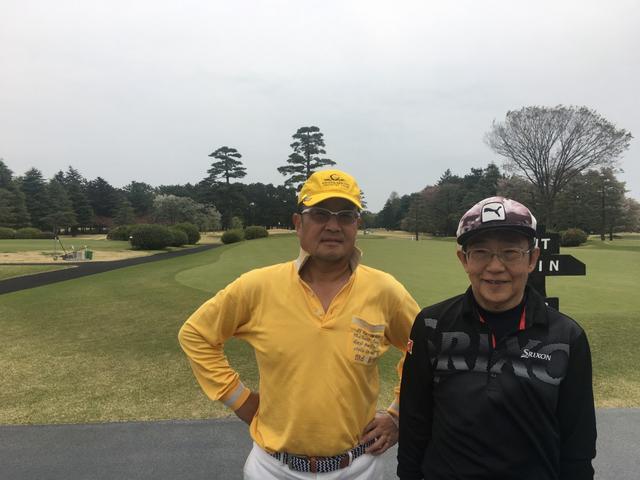 画像2: 《鷹之台カンツリー倶楽部で日本シニアオープンのドリームステージを開催しました》