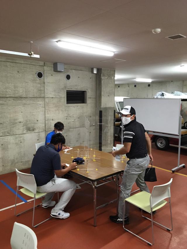 画像: 日本オープン地区予選(7/9ザ・ロイヤルGCスコアリングエリア)
