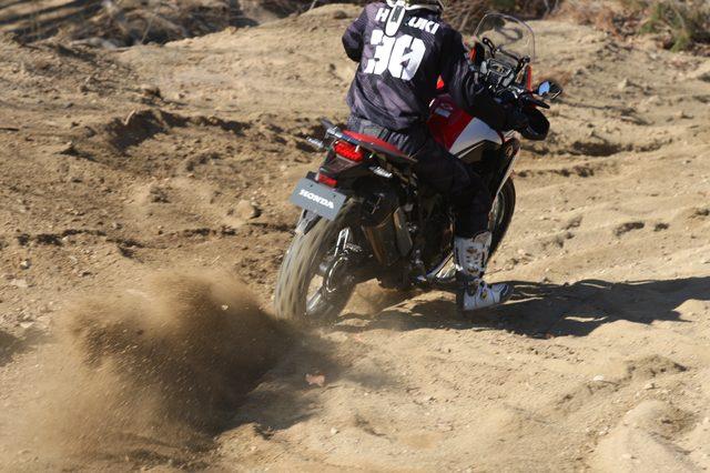 画像: rider : Hisashi Haruki <BIGTANK Magazine>