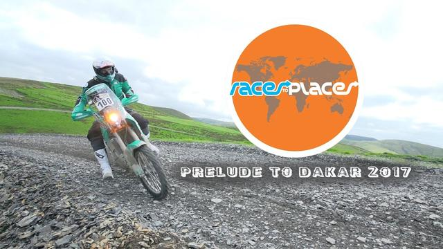 画像: Pre Dakar 2017 : Races To Places Project www.youtube.com