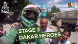画像: 冒頭に晋之介登場! Stage 3 - Dakar Heroes - Dakar 2017 youtu.be