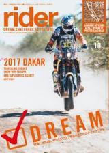 画像: rider Vol.10 特集:今年やりたいことのチェックリスト・みんなのオススメ