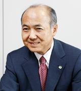 画像: 執行役常務 原子力ビジネスユニット CEO 長澤 克己