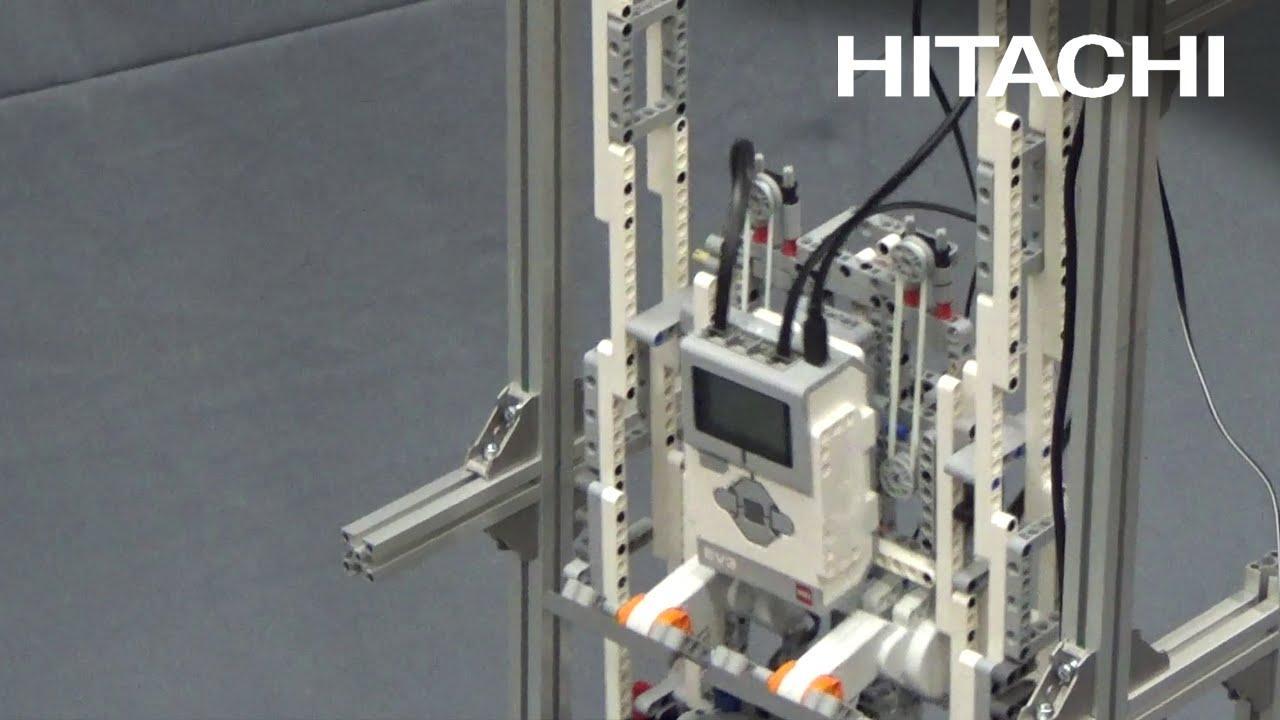 画像: AI × Swing Robot - Hitachi www.youtube.com