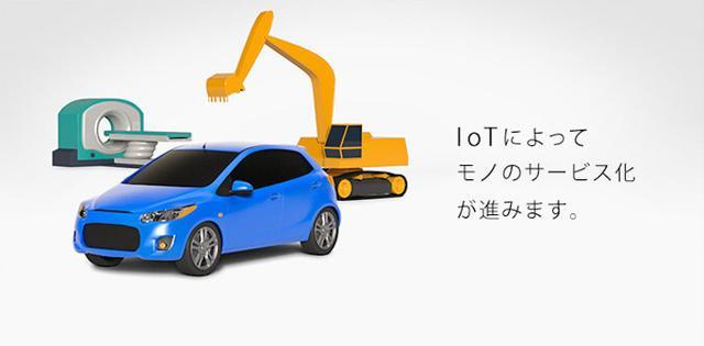 画像1: IoT 製造業事例1 IoTを活用したモノづくりの新しい未来
