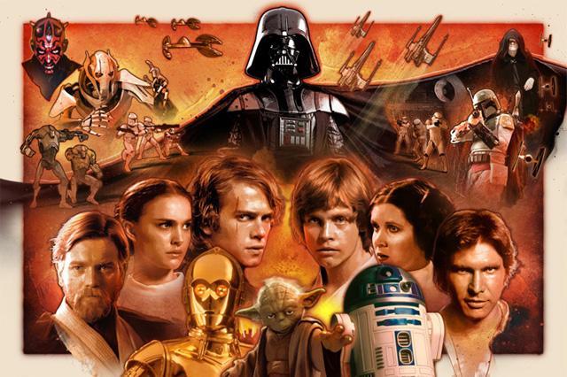 画像: スター・ウォーズのキャラクターを広告に再起用「ヨーダ」、「R2-D2」、「C-3PO」を含む、全キャラクターが利用可能になりました!(2014年05/13号)