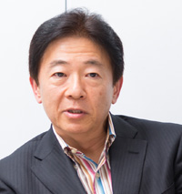 画像: アレックス 代表取締役社長兼CEO 辻野 晃一郎氏