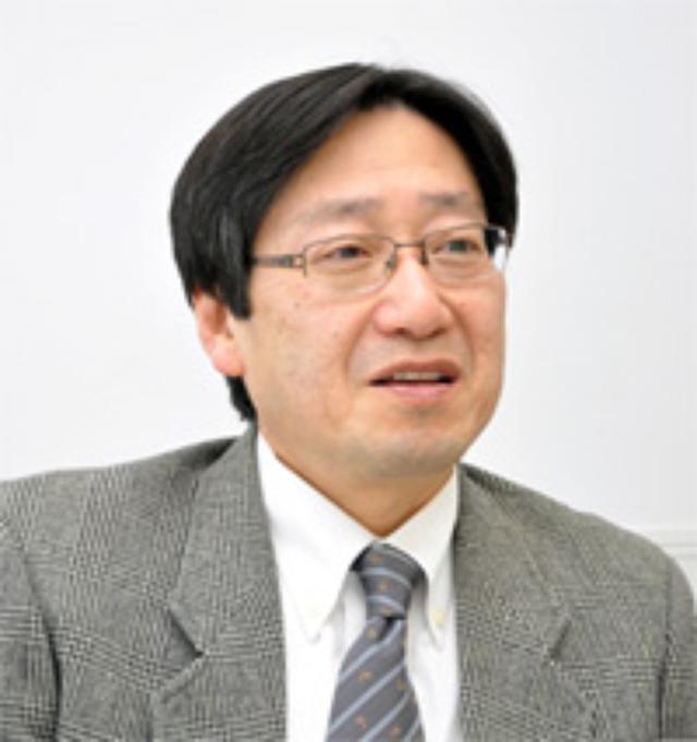 画像: DNP C&I事業部 ICT基盤推進本部 本部長 斎藤雅氏