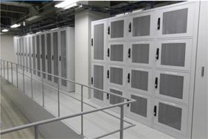 画像: DNPの次世代型データセンターの深部に迫る! 第1回目:2013年12月に稼働開始した「DNP柏データセンター」