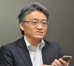 画像: 大日本印刷 情報ソリューション事業部 デジタルイノベーション本部 副本部長の米田 孝三氏