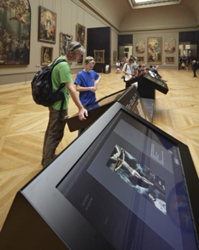画像: 「空間メディア」技術を生かし新しい美術館賞のかたちを創出