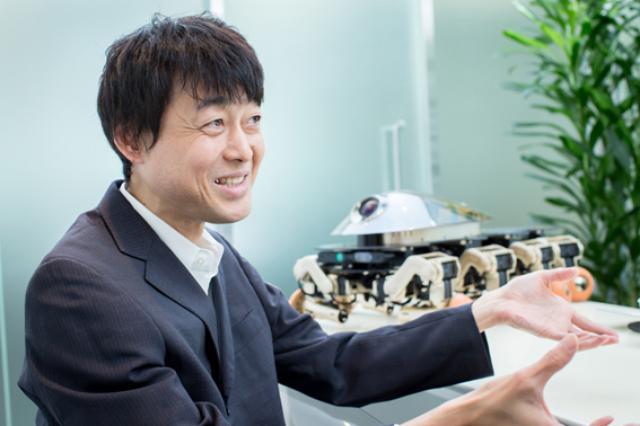画像: 千葉工業大学常任理事 古田貴之氏