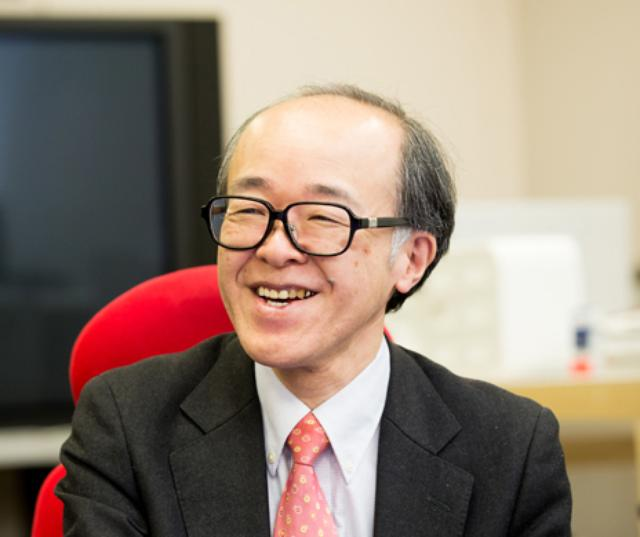 画像: 東京大学大学院学会特別顧問 廣瀬 通孝氏
