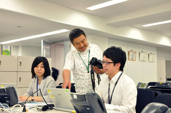 画像24: サラメシのフォトグラファー、阿部了さんが来た!(2015年11月10日号)