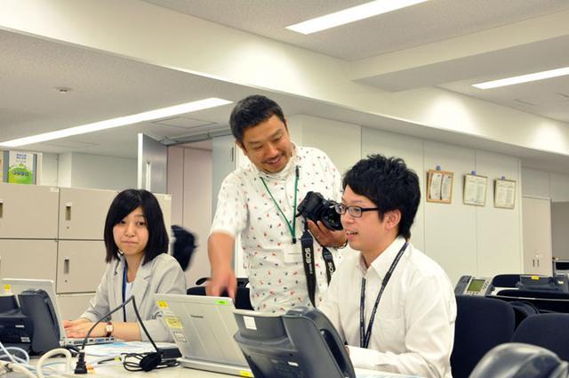 画像24: サラメシのフォトグラファー、阿部了さんが来た!(2015年11/10号)
