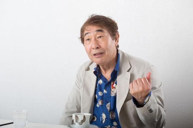 画像: ―当時、蛭子さんがバラエティー番組に出られた時は、大変印象的でした。
