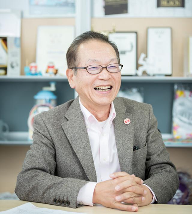 画像: 赤城乳業株式会社 監査役 鈴木 政次 氏