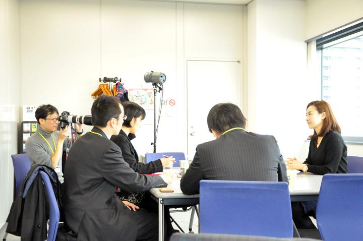 画像3: 日本ユニシス実業団バドミントン部女子コーチ  平山優さんのインタビューを終えて