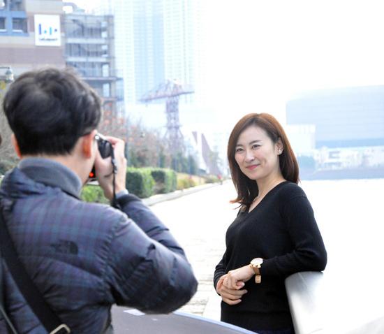画像1: 日本ユニシス実業団バドミントン部女子コーチ  平山優さんのインタビューを終えて