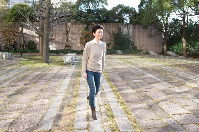 画像1: ようやくお会いできました!「世界のおもてなし」筆者 中村安希さん取材模様