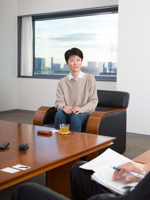 画像2: ようやくお会いできました!「世界のおもてなし」筆者 中村安希さん取材模様