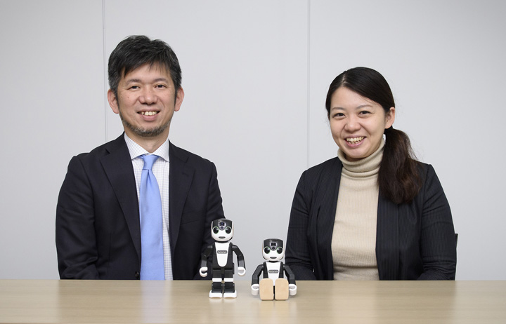 画像3: 【ヒトとモノを巡る冒険】#006 取材後記 新たなコミュニケーションをうみだすRoBoHoNの開発者  景井美帆氏にお会いして