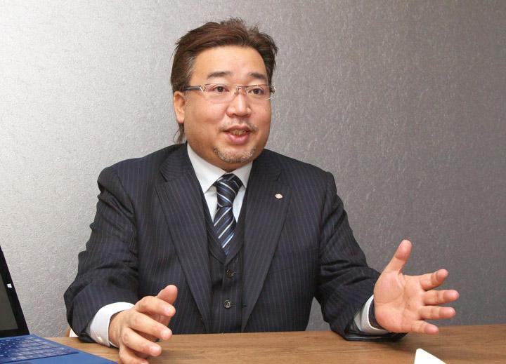 画像: 株式会社セカンドファクトリー 代表取締役 大関興治氏