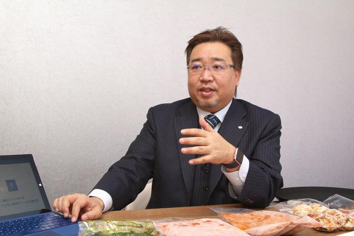 画像: そういえば、大関さんはIT企業であるセカンドファクトリーの社長ですよね。どうして食とIoTをつなごうと考えたのでしょうか。