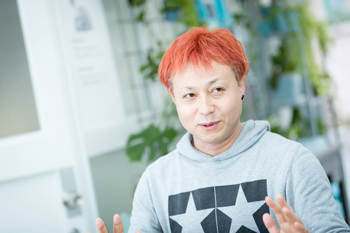 画像: 株式会社rimOnO 取締役(デザイン責任者) 根津 孝太 氏