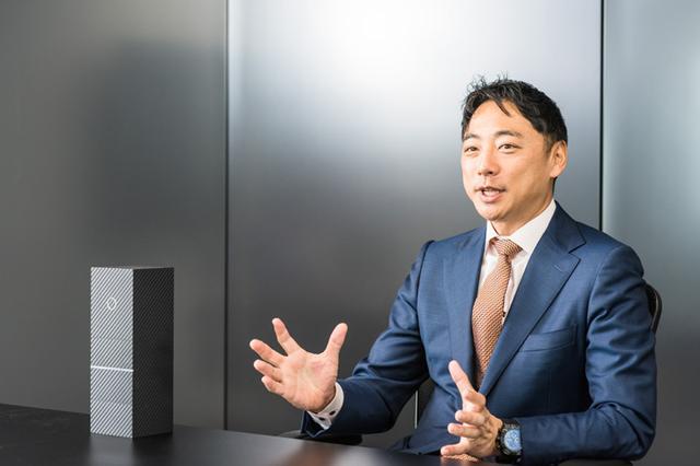 画像: - まずはじめに、阪根社長はどのような経緯で会社を立ち上げられたのでしょうか。